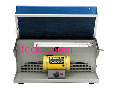 Polishing Buffing Machine Dust Collector TableTop w/ Light Polisher  t