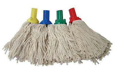 Colour Coded Mop Head - Socket Mop Head