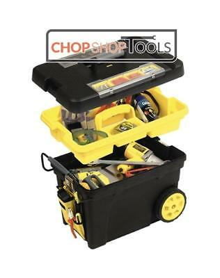 Stanley STA192083 Professional Mobile Tool Box Chest on Wheels 1-92-083