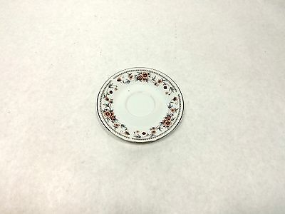 """Anniversary by Sheffield Porcelain Fine China 6"""" Tea Cup Saucer Plate"""