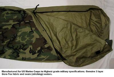 USMC Gore Tex Bivy bivvy Bag / sleeping bag cover (genuine military surplus NEW)
