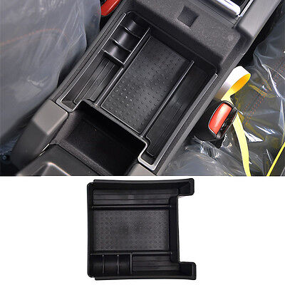 Fit For Volvo S60 V60 Xc60 09-16 Armrest Storage Box Pallet Console Tray Bin