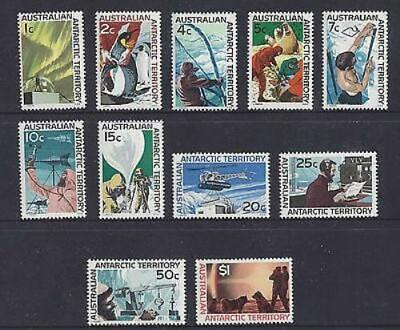 A.A.T 1966 AAT Definitive Issues Stamp Set