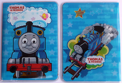 THOMAS THE TANK ENGINE Childrens Passport Cover Case Protector Holder Kids NEW