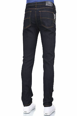 Men RURACO Relaxed straight Indigo blue jeans by Eagle blue jeans company