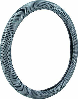 Bell Automotive 22-1-52823-1 Smooth Grips Gray Mesh Steering Wheel Cover