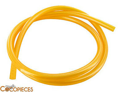 Durite d'essence 4mm pour montage 5mm x 1 mètre Fuel Hose Ø4mm GOLD COLOR OR NEW