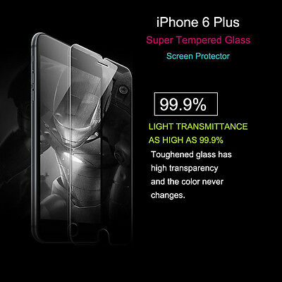 Tempered Glass Film Screen Protector Iphone 6 Plus Apple 5.5 Inch 100% Popular