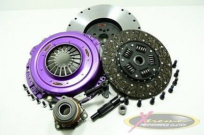 Xtreme Heavy Duty Clutch SAC Kit Commodore SS VE V8 L98 2007-2010 SMF Flywheel