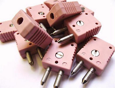 Thermocouple Connectors: type N, IEC colours