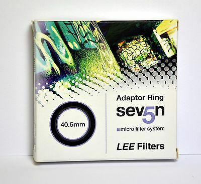 40.5mm Lee Filters Seven5 System Adaptor Ring