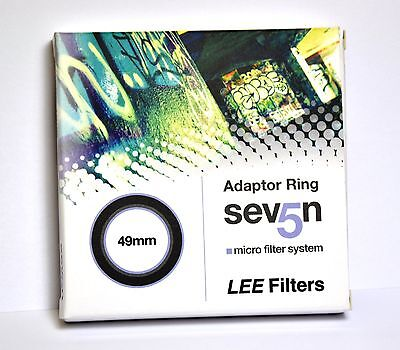 49mm Lee Filters Seven5 System Adaptor Ring