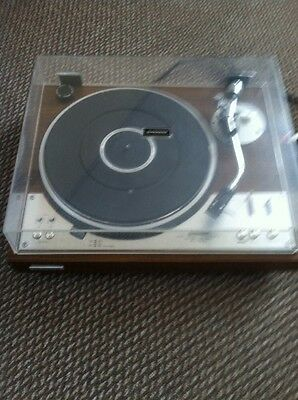 BEAUTIFUL VINTAGE PIONEER PL-530 AUTOMATIC TURNTABLE Direct Drive RECORD PLAYER