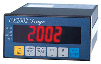 Excell Precision EX-2002 Dingo Weighing Indicator with parallel output