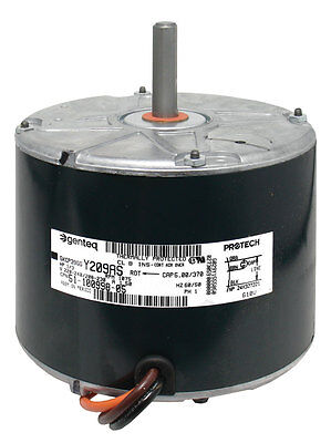 GE Condenser FAN MOTOR 1/3 HP 208-240v 5KCP39GGY209AS