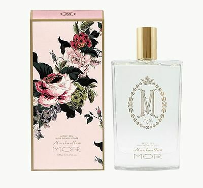 New MOR Marshmallow Body Oil 100ml