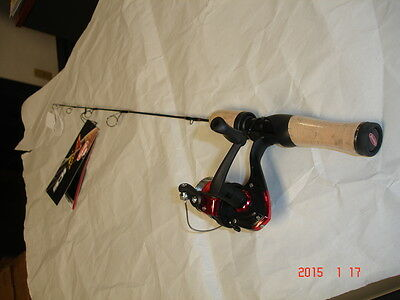 "Berkley Lighting Rod Ice Rod & Reel Combo  24"" Ul Lr24Ulscbo"
