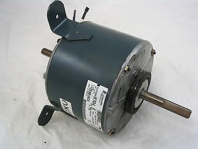 New 1/15 Hp 25901026 Carrier Bryant Ge 5Kcp39Hgr704S Dual Shaft Motor 3 Speed