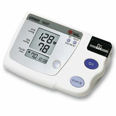 Omron HEM759-E Digital Upper Arm Blood Pressure Monitor 705IT New