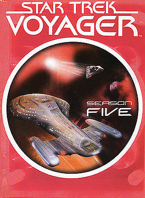 Star Trek: Voyager - The Complete Fifth Season (DVD, 2004, 7-Disc Set)