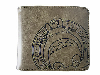 Studio Ghibli My Neighbour Totoro Short Wallet Purses Anime Purses