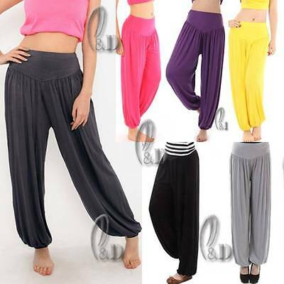 WHOLESALE BULK LOT OF 20 MIXED COLOUR SIZE 8-18 Dance Sports Yoga Pants P127