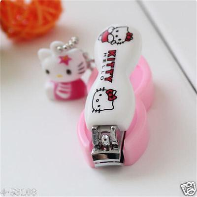 1pc Hello kitty figure Pink Nail clipper Lovely nail clipper New pattern fashion