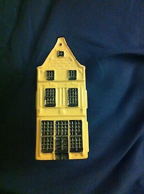 Blue Delfts Royal Houses Homes Holland Made for KLM by BOLS #8