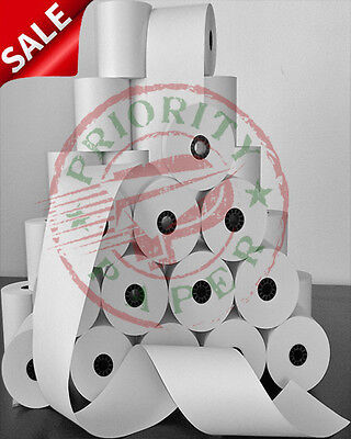 "STAR SP700 3"" x 165' BOND (NON-THERMAL) PoS PAPER - 100 NEW ROLLS *FREE SHIPPING"