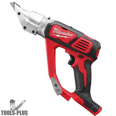 M18 Cordless 18 Gauge Double Cut Shear (Tool Only) Milwaukee 2635-20 New