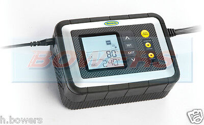 Ring Rsc612 12V Multi Stage Fully Automatic Intelligent Battery Smartcharger