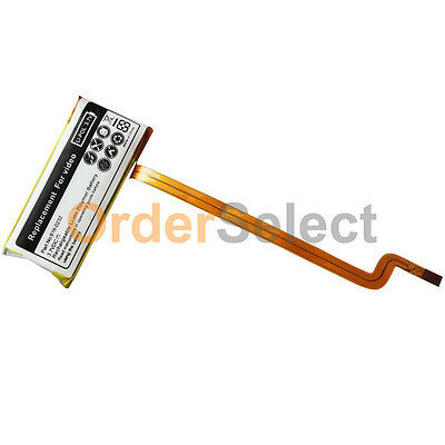 NEW Replacement Battery 616-0232 for MP3 Apple iPod 7th Gen Classic 80GB 50+SOLD