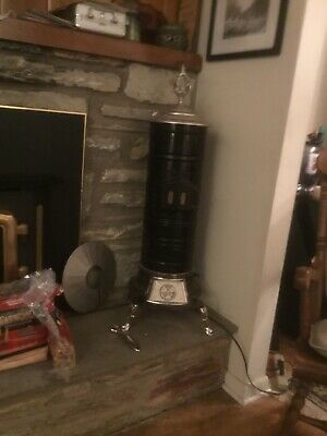Antique Parlor Stove Cast Iron