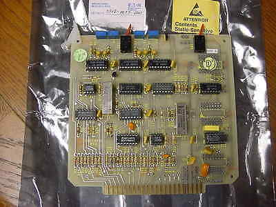 Eaton Axcelis A-24 End Station Vac Control Interface PCB, 0342-1077-4001