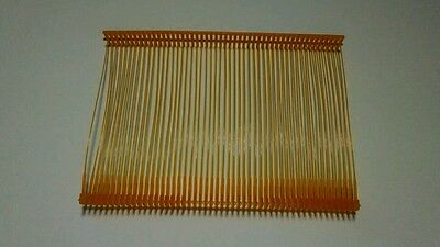 "1000 Plastic Clothing Barbs for Standard Tagging Gun 3"" ORANGE"