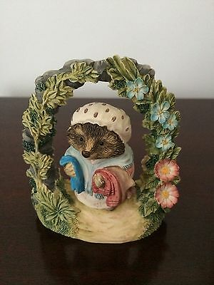 The World of Beatrix Potter, Mrs. Tiggy-Winkle, 1998, Numbered FW & Co