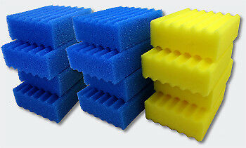 TTSpare Part SunSun CBF-350C Filter Sponge Complete Set Bio Pond Filter
