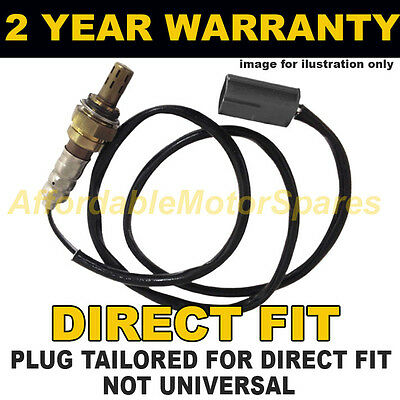 For Hyundai Coupe 2.0 Rear 4 Wire Direct Fit Lambda Oxygen Sensor Os03020