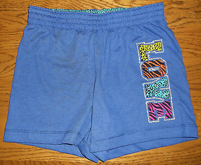 "NWT Girls ""Love"" Shorts Size XS (4-5)"