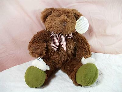 PRAYING TEDDY FROM AVON 1999 SAYS PRAYER WHEN HAND PRESSED FREE SHIPPING NEW!