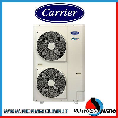 Unità Esterna Climatizzatore - CARRIER Nxg LC CDU 125 Variable Speed 38XPS125H7