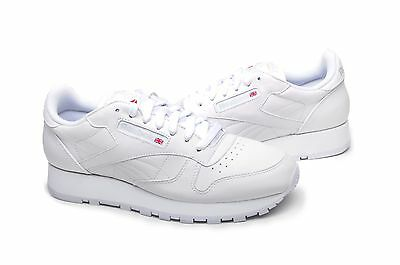 Reebok Classic Leather Pride Shoes 2019/' WHITE Men Shoes 100/%AUTHENTIC EG7401 DS
