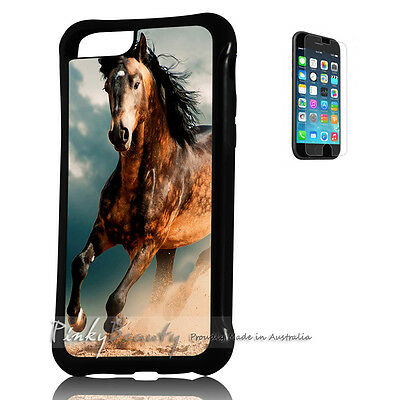 Heavy Duty iPhone 6 (4.7') Case Cover! P1785 Horse