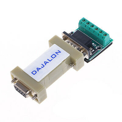 Practical RS232 to RS485/RS422 Data Communication Interface Converter Adapter