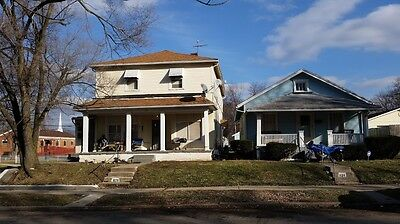 Multi Family Home (Four Plex)  for Sale in Dayton Ohio (Fully Rented)