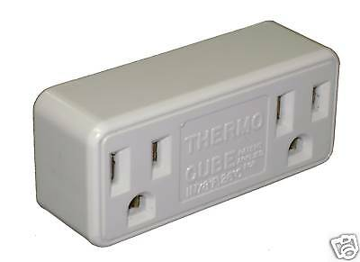 TC-3 ThermoCube Thermostatically Controlled Outlet (Thermo Cube) - Cold Weather