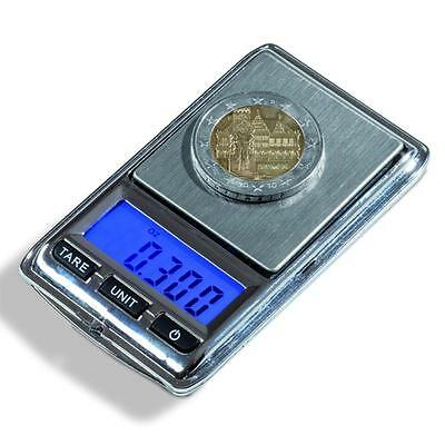 Digital Coin Scale by Lighthouse Libra with Weighing Range of 0.01 - 100 g