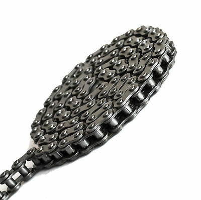 #40 Roller Chain 3 Feet with 1 Connecting Link Go-karts,Scooters,Mini Bikes