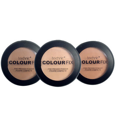 Technic Colour Fix Fine Pressed Powder 12g