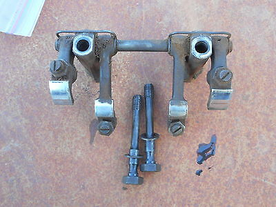 Mercedes Benz Ponton Valve Lifter Assembly 220S W105 rocker arm intake exhaust